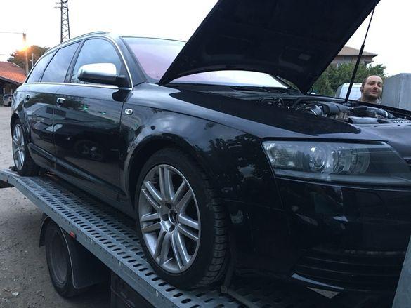 Audi S6 5.2 V10 435кс На Части Carbon ауди с6 гр. Пловдив - image 1