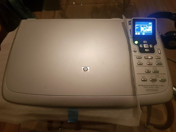 HP Photosmart 2575 All-in-one Printer/Scanner/Copier - Q7215B