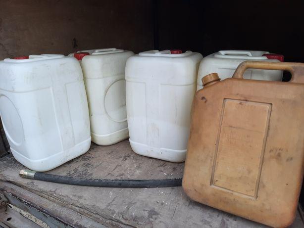 Бочки  для воды и бензина