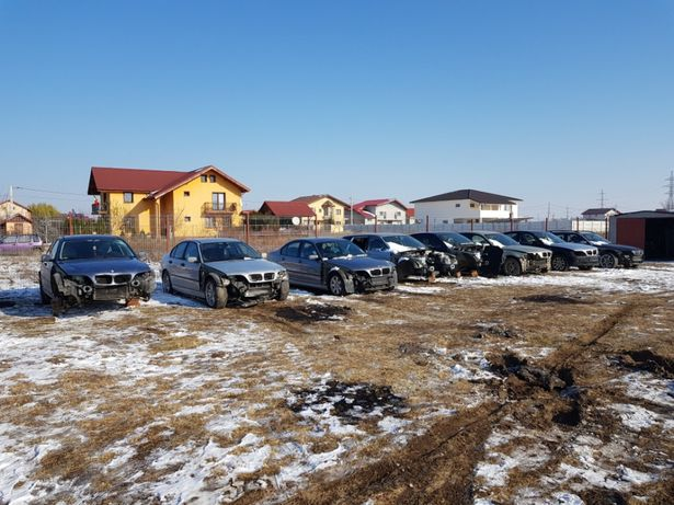 Piese BMW e46 sedan , coupe , cabrio , compact ,break