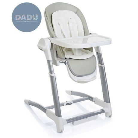 Стульчик для кормления 3в1, стульчик качели шезлонг Maribel 116