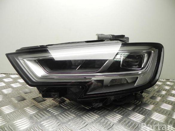 Audi a3 led matrix ляв фар