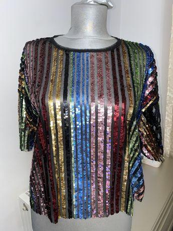 Bluza eleganta Bershka M