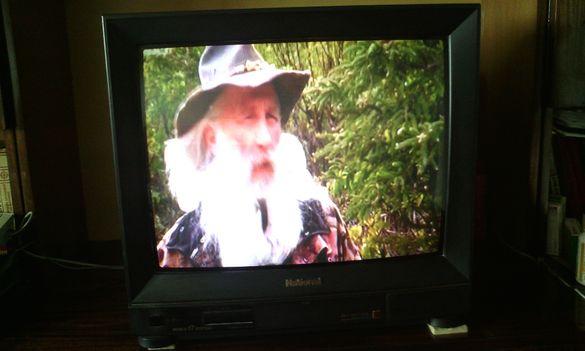 Японски цветен телевизор ''National-Panasonik''