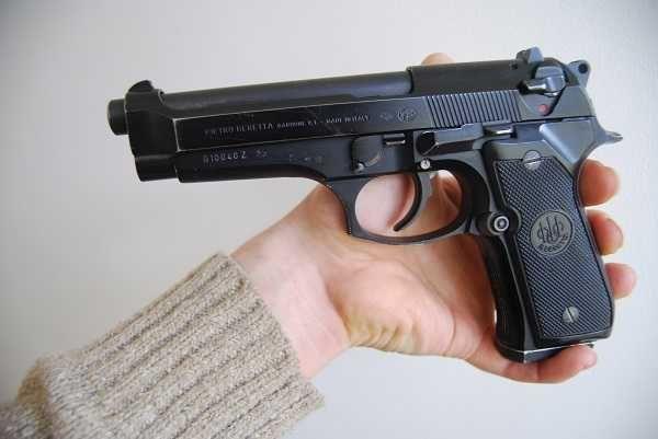 Pistol Airsoft Beretta NEW # Versiune 2006# 4j # Co2#
