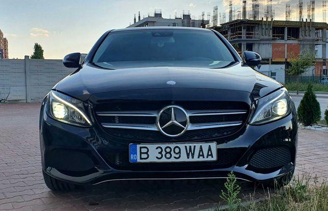 Vand Mercedes w205, an 2016, 4 matic, Webasto