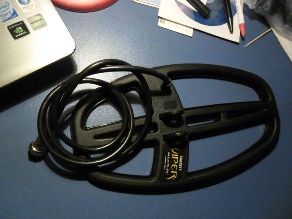 антена за ГАРЕТ,, и слушалки