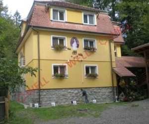 De vânzare în centrul stațiunii Sovata, o vilă cu 10 camere.