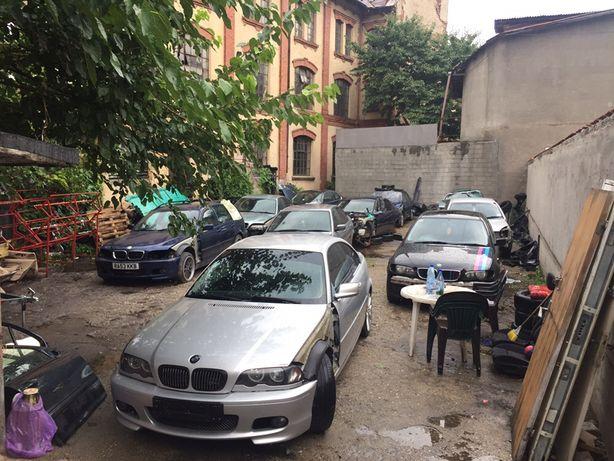 Dezmembrez Dezmembrari BMW Seria 3 E46 Sedan Touring Coupe Compact