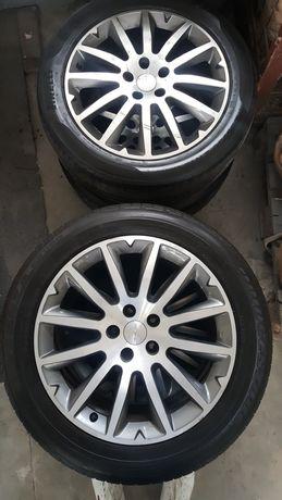 Автомобилни гуми с джанти BRIDGESTONE POTENZA 235/50/18 за MASERATI.