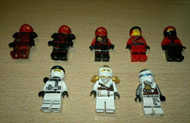 Продам Лего фигурки