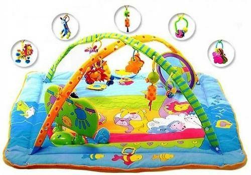 Детский игровой Коврик Tiny Love музыкальный, тинилав коврик