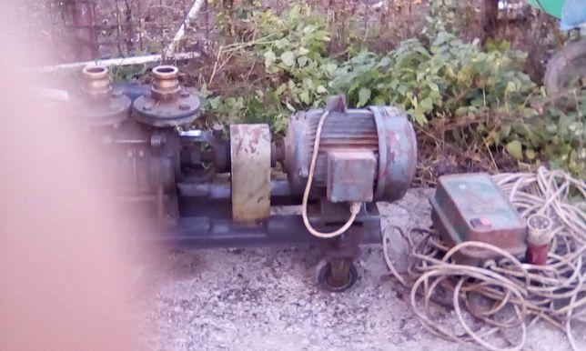 Pompă lichide 380v (motorină, benzină ...etc.)