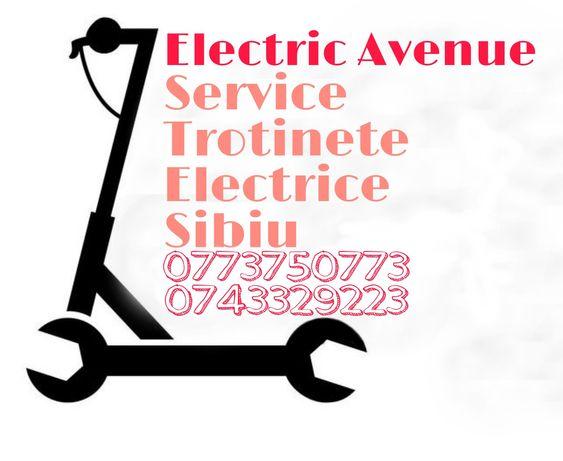 Service Complet Pentru Trotinete Electrice