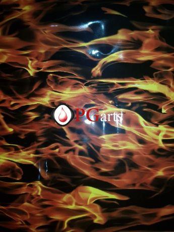 фолио за хидрографика Flaming 100