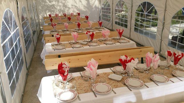 CORT - TALEA - ocazii (nunta, botez, majorat, ..) de la 600 RON