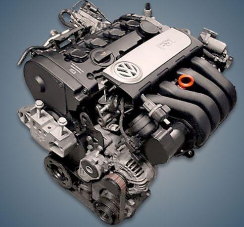Контрактный двигатель на Пассат B6,Golf5,Jjetta 2.0л FSI