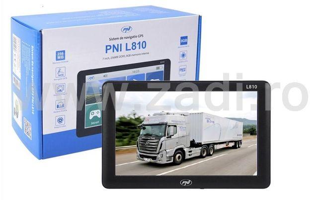 Gps camioane cu procesor 800mhz-256 ram-8gb-program si harti instalate