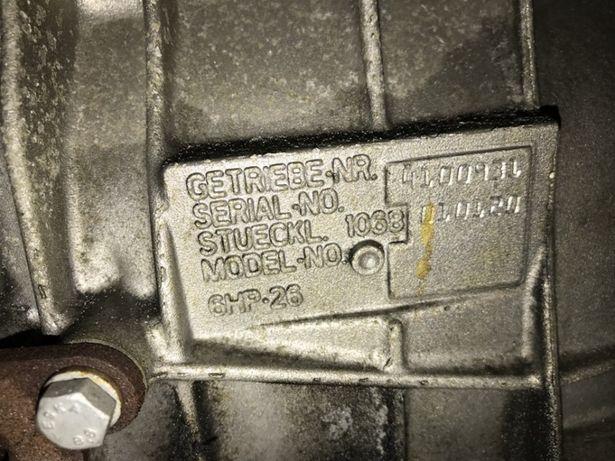 Cutie automata bmw e60 535 d 272cp