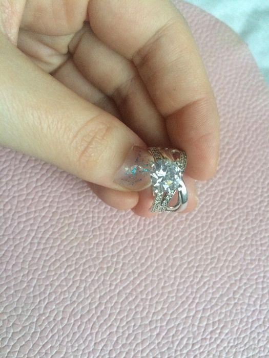 Inel din argint Oradea - imagine 1