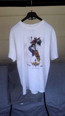 Tricou Vintage Voltron Defender of the Universe by Anime Works
