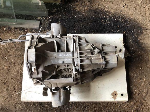 Скорости/автомат Audi/Ауди A4 B6 3.0 V6 ASN