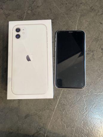 Срочно!!!Продам Iphone 11, 64гб, белый!!!