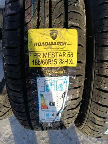 Продам новую летнею резину размер 185.60.R15