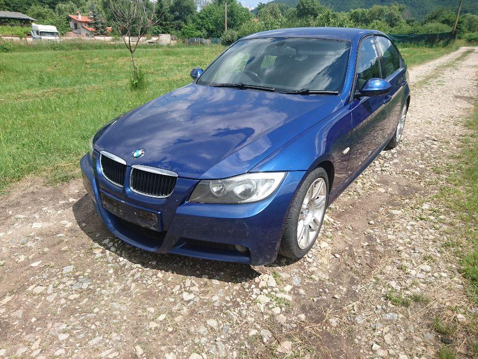 На части БМВ Е90 320д 177 коня - BMW e90 320d 177hp - М спорт пакет