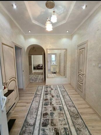 Сдам 3х комнатнуюпо Тажибаева 8у.Цена зависит от количества людей.