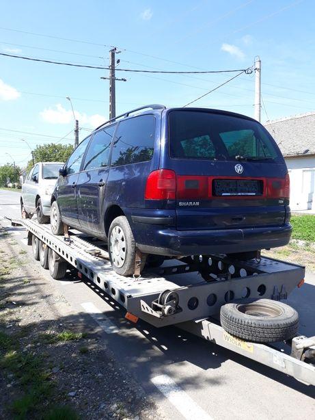 Dezmembrez VW SHARAN 1.9 116 CP 2001