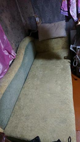 Диван -кровать .