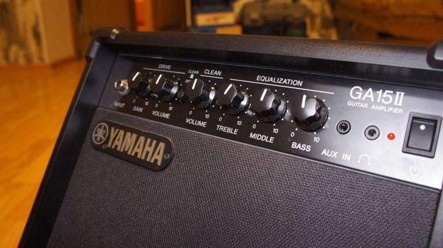 Усилитель гитарный YAMAHA GA-15II