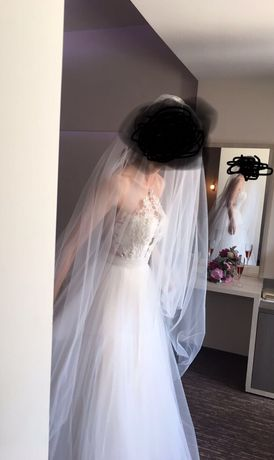 Vând rochie de mireasa Letitia Lele
