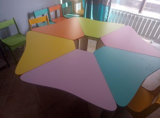 Столы для детских садов.школ.центров развития и творчества