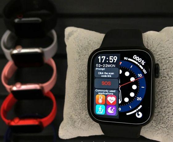 Смарт час  Watch HW 12 Smart watch черный  Apple Watch