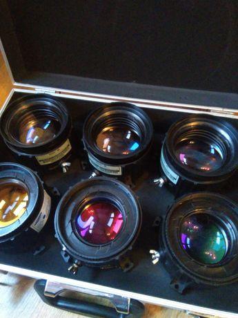 proiectie lentile optice