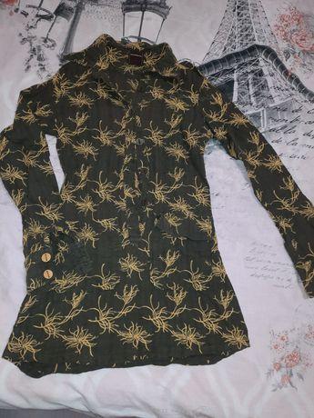Дълга дамска риза