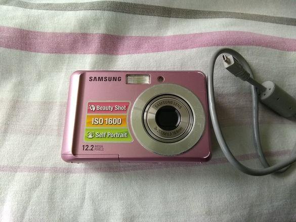Дигитален фотоапарат Samsung ES17 ОТЛИЧЕН