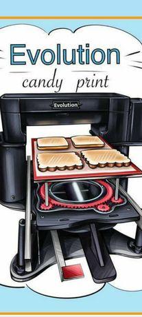 Принтер. Прямая печать на тортах