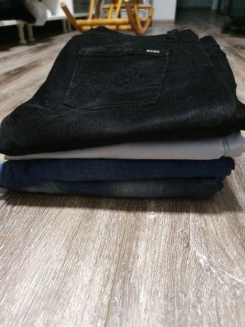 Lot pantaloni blugi marimea XS - S, Mango, Bershka