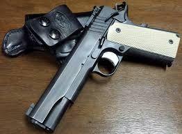 Pistol Colt*Calitate Superioara!*F.PUTERNIC Airsoft Cu Co2 Gaz Automat