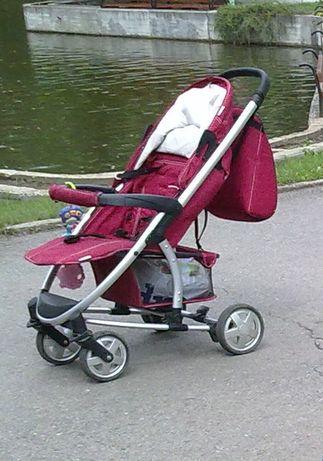Детска количка hauck Malibu