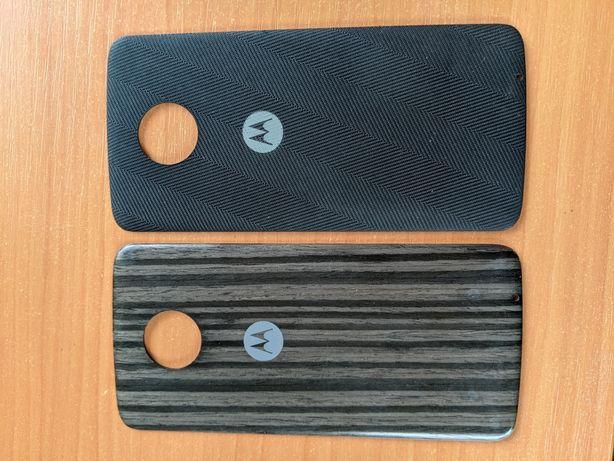 Motorola Moto z магнитные накладки по 3.000 каждая