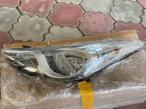 Продам новую фару на hyundai elantra