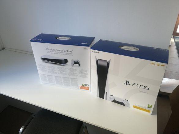 Playstation 5 disc Налични