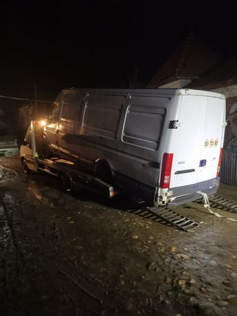 Piese portiere foi arc iveco daily