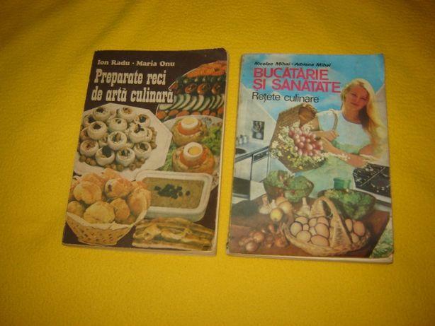 Carti de Bucate anii 80 noi