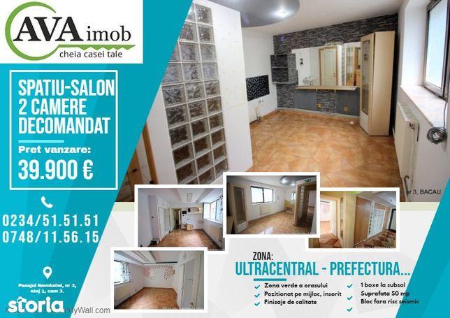 Apartament 2 dec., ideal pentru investitii, zona Centru-Prefectura