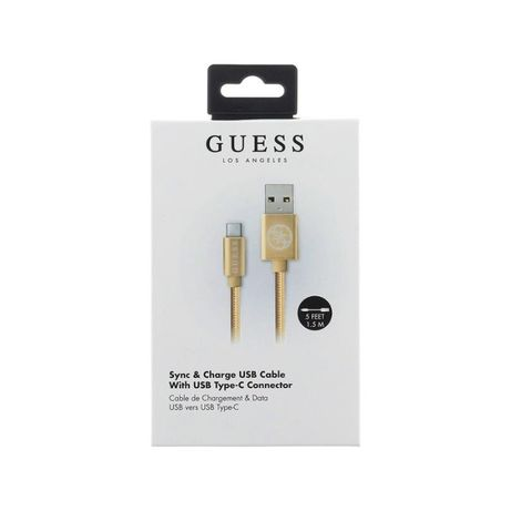 Guess micro USB (Type-C) Nylon Data Cable
